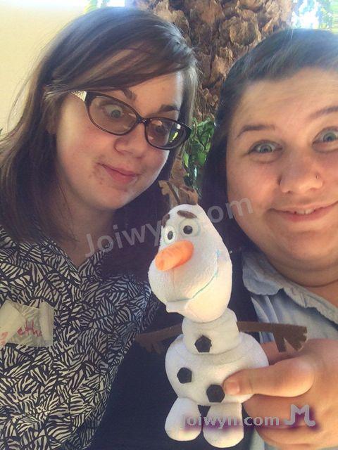 Olaf and Joiwyn in Gaborone