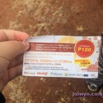 Entry ticket to Dithubaruba Cultural Festival